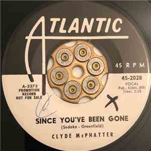 Clyde McPhatter - Since You've Been Gone / Try Try Baby download