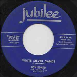 Don Rondo - White Silver Sands / Stars Fell On Alabama download