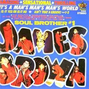 James Brown - It's A Man's, Man's, Man's World: Soul Brother #1 download
